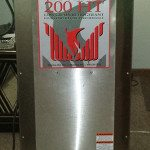 Water Restoration Dehumidifier